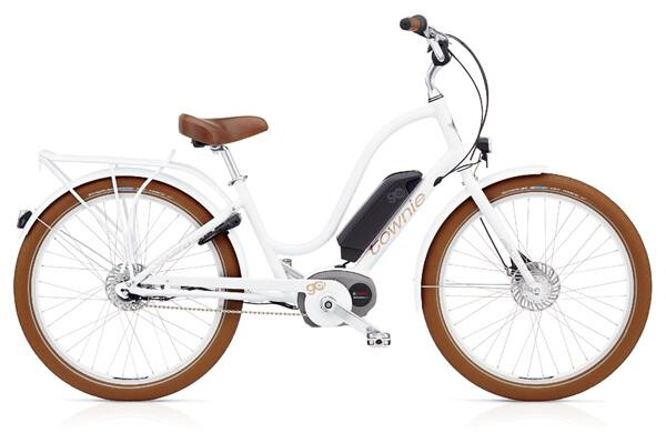ELECTRA BICYCLE - Townie Go! 8i Ladies'