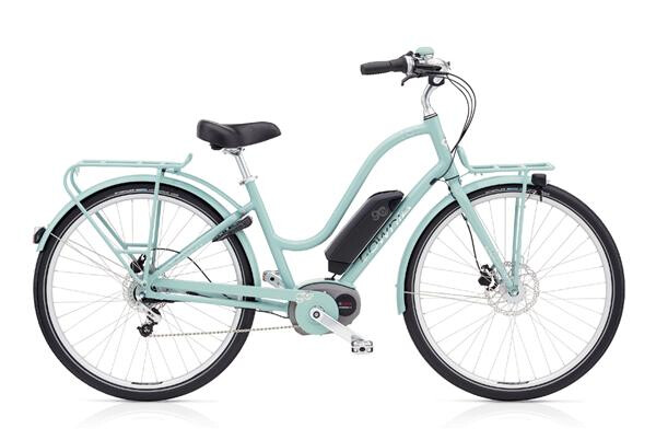 ELECTRA BICYCLE - Townie Commute Go! 8i Ladies