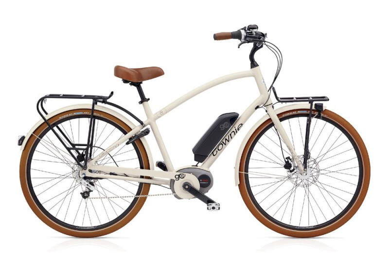 Electra Bicycle - Townie Commute Go! 8i Mens