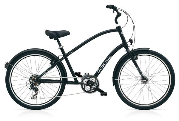ELECTRA BICYCLE - Townie Original 21D EQ Men's