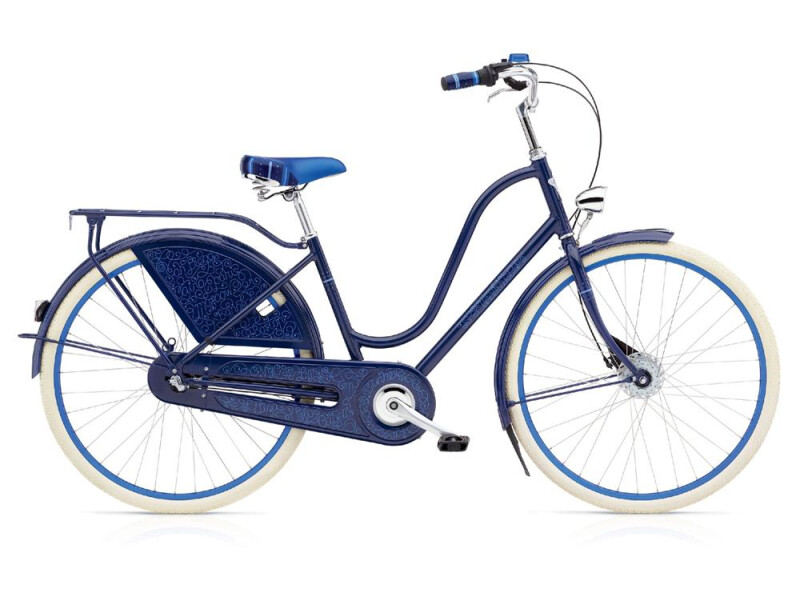 Electra Bicycle Amsterdam Jetsetter 3i Ladies