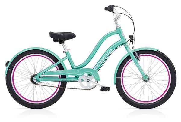 "ELECTRA BICYCLE - Townie 3i EQ 20"" Girls'"