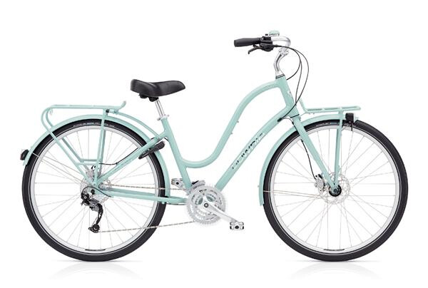 ELECTRA BICYCLE - Townie Commute 27D EQ Ladies