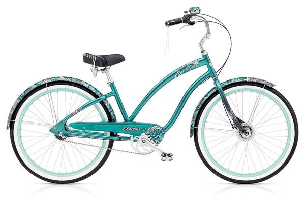 ELECTRA BICYCLE - White Water 3i Ladies
