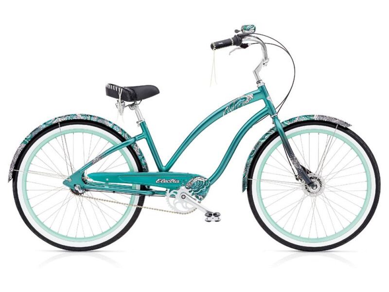 Electra Bicycle White Water 3i Ladies