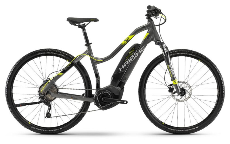Haibike SDURO Cross 4.0 E-Bike