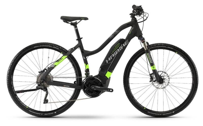 Haibike SDURO Cross 6.0 E-Bike