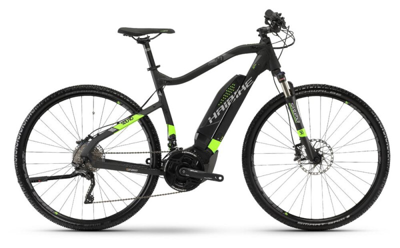 Haibike SDURO Cross 6.0 E-Bike
