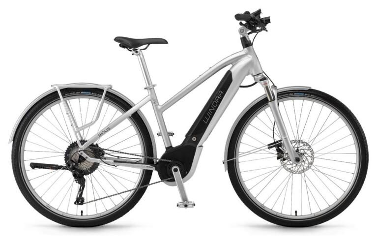 Mundp Der Bw WINORA Sinus IX11 Urban Zelle überspringen Excel E Bike