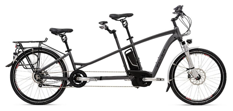 FLYER Tandem E-Bike