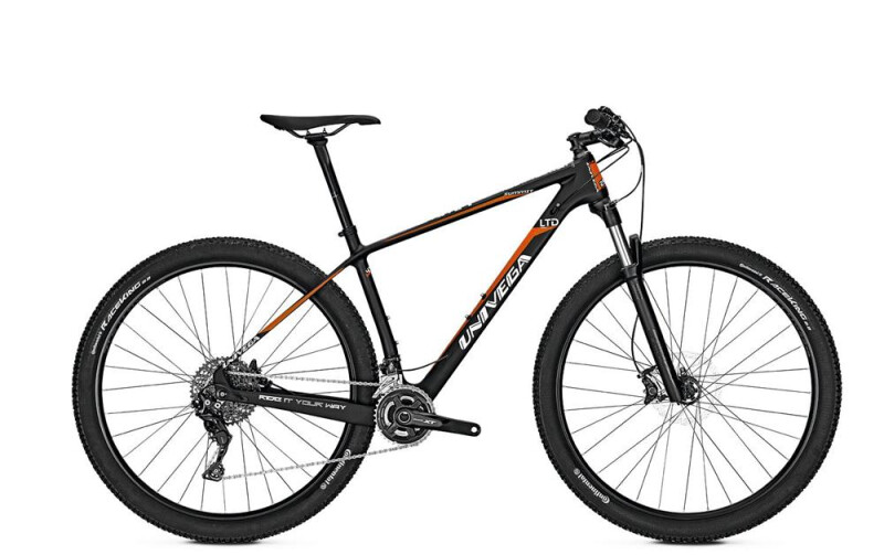 Univega SUMMIT LTD CARBON Mountainbike