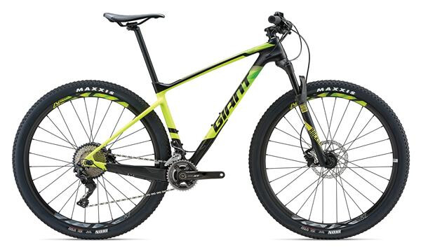 GIANT - XtC Advanced 2 LTD Carbon/Yellow