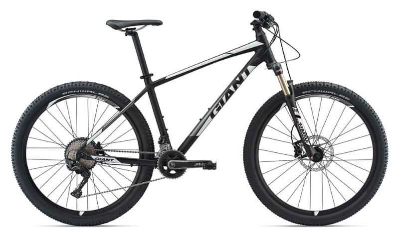 GIANT Talon 0 Black/White Mountainbike