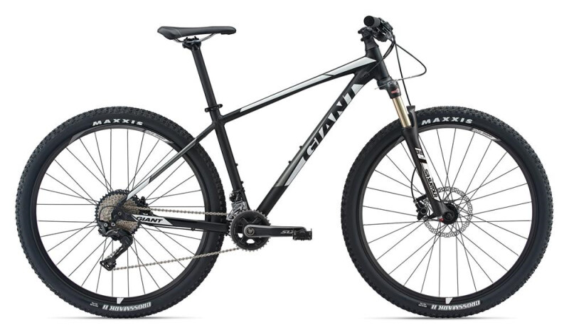 GIANT Talon 0 29er Black/White Mountainbike