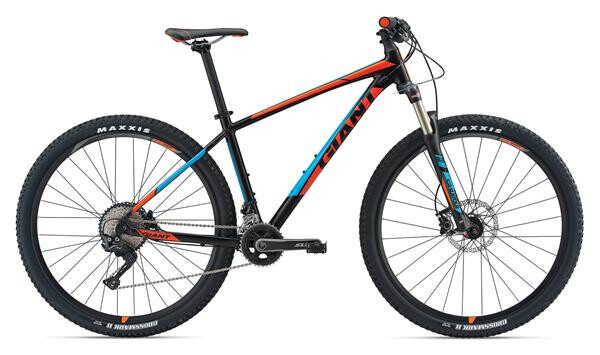 GIANT - Talon 0 29er Black/Orange