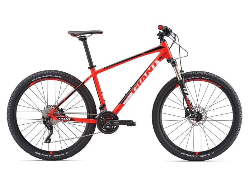 GIANT Talon 1 LTD red