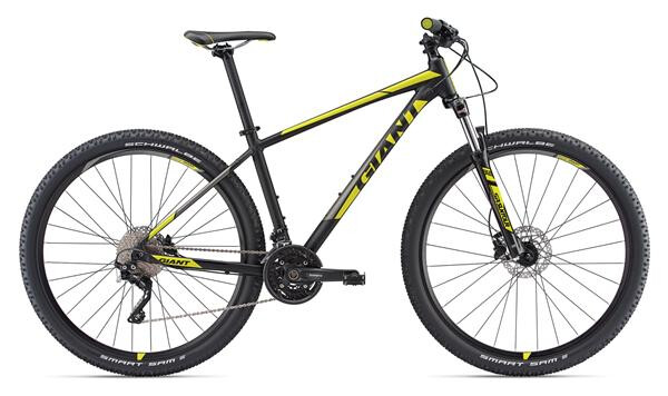 GIANT - Talon 1 LTD 29er black
