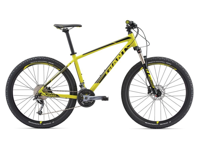 GIANT Talon 2 yellow
