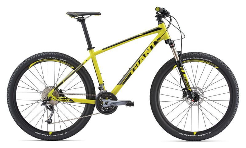GIANT Talon 2 yellow Mountainbike