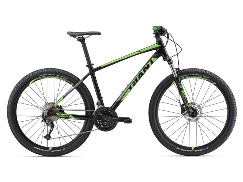 GIANT - Talon 3 LTD black