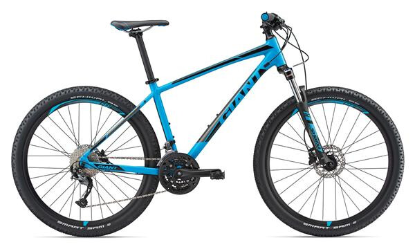 GIANT - Talon 3 LTD blue