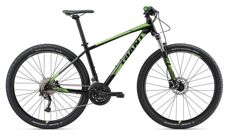 GIANT Talon 3 LTD 29er black Mountainbike