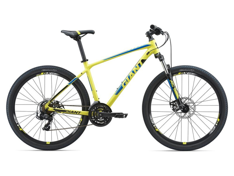 GIANT ATX 2 27.5er yellow