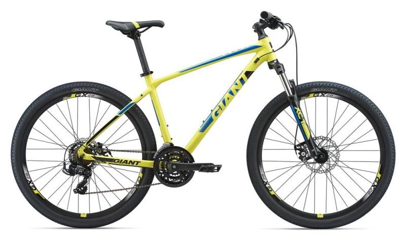 GIANT ATX 2 27.5er yellow
