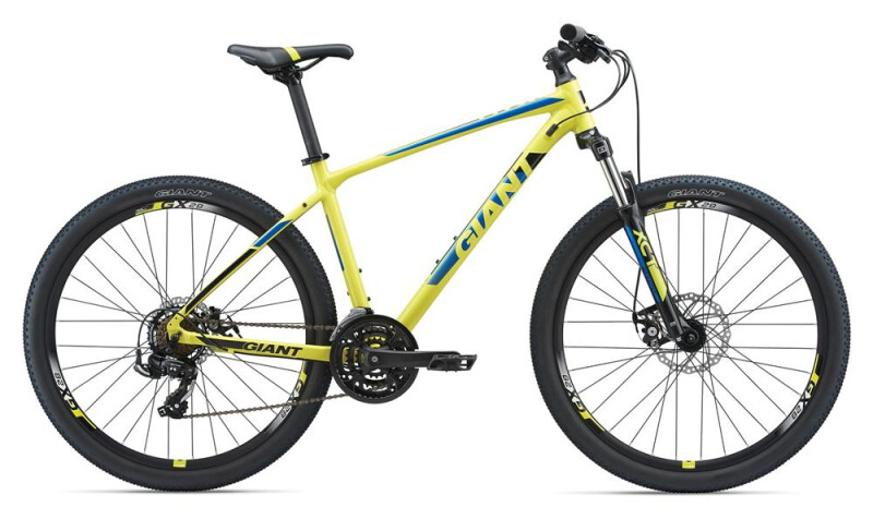 GIANT ATX 2 26er yellow