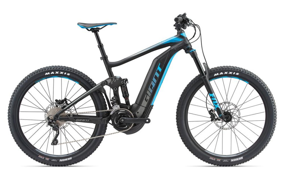GIANT GIANT  Full-E+ 1.5 Pro LTD Black/Blue