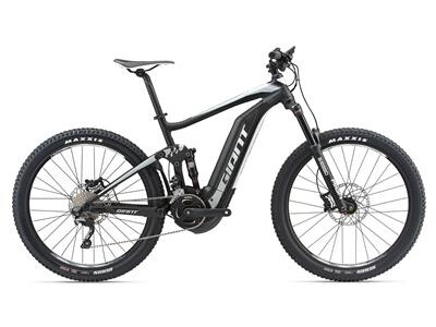 GIANT Full E+ 2 black/grey/white XL S5