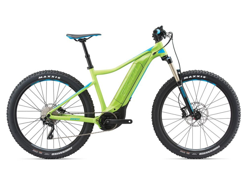 GIANT Dirt-E+ 2 Pro Green/Blue