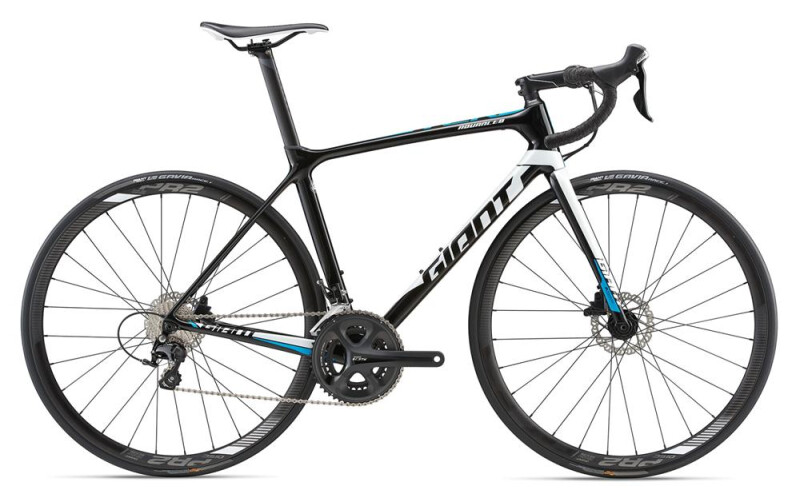 GIANT TCR Advanced 2 Disc M