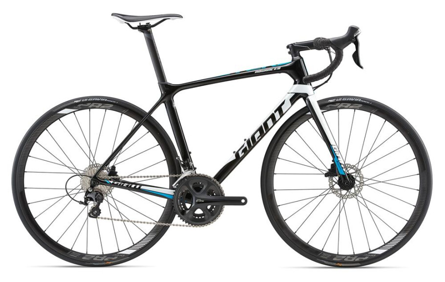 GIANT TCR Advanced 2 Disc