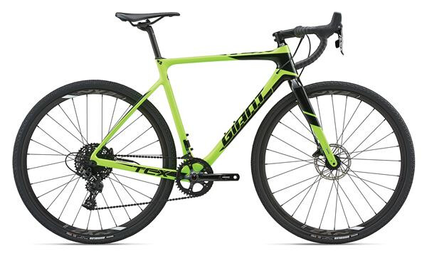 GIANT - TCX Advanced SX Nein Green
