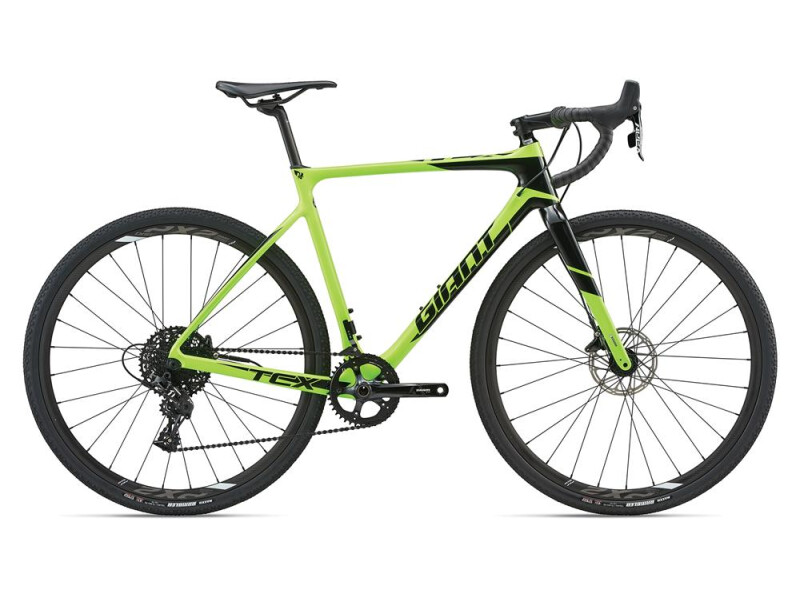GIANT TCX Advanced SX Nein Green