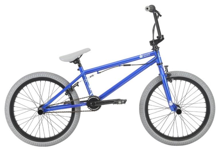 HAROLEUCADIA DLX  metallic blau 20.3'