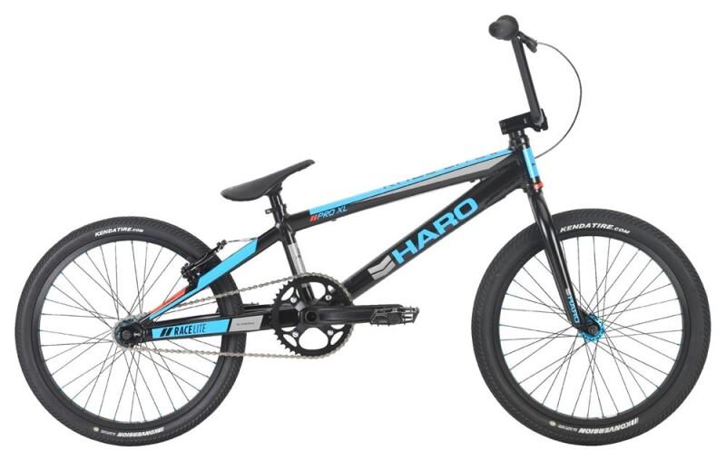 Haro - RACELITE PRO XL  SG schwarz 21