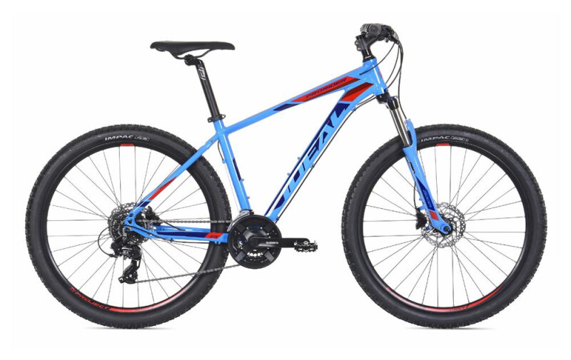 Ideal PRO RIDER blue