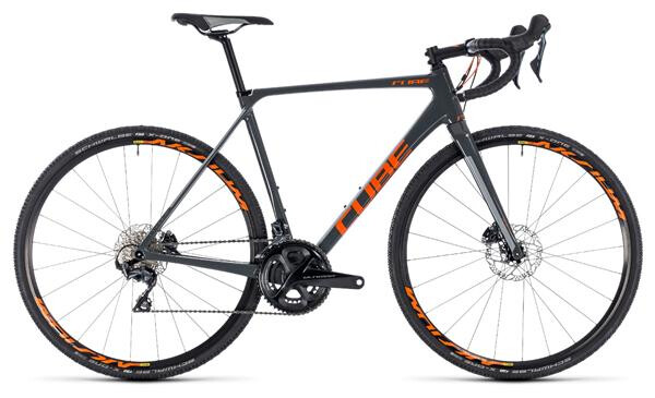 CUBE - Cross Race C:62 Pro grey´n´orange