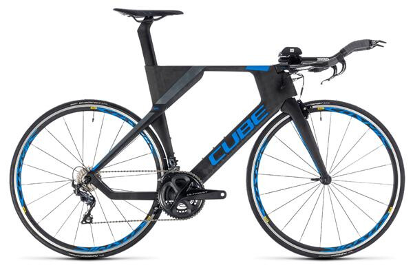 CUBE - Aerium Race carbon´n´blue