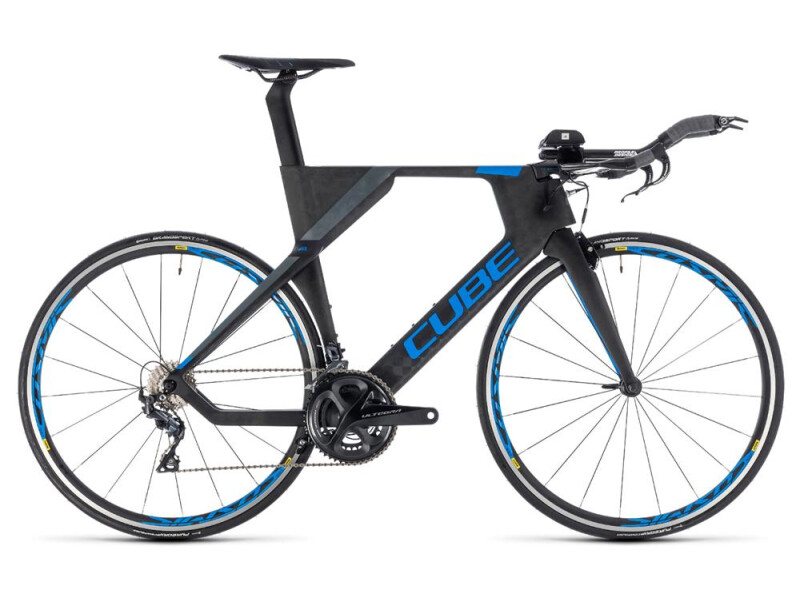 Cube Aerium Race carbon´n´blue