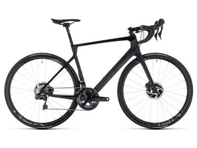 Cube Agree C:62 Race Disc carbon´n´black Rh58
