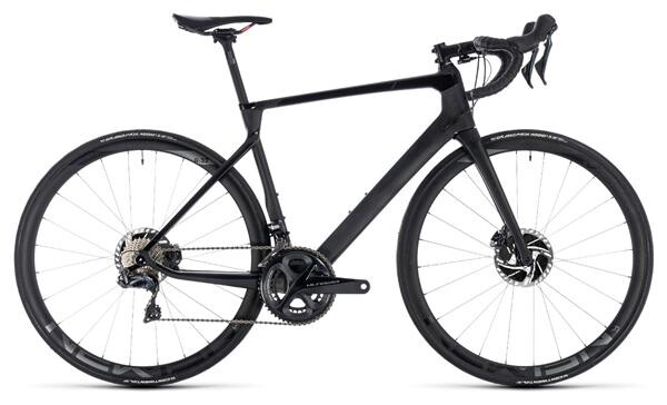 CUBE - Agree C:62 SLT Disc carbon´n´black