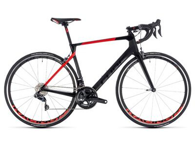 Cube Agree C:62 SL carbon´n´red
