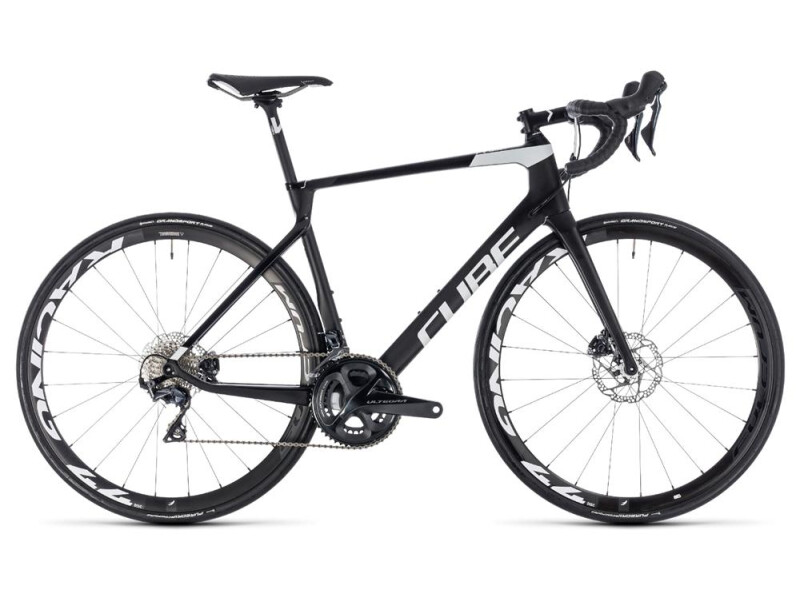 Cube Agree C:62 Race Disc carbon´n´white