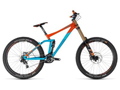 Cube Two 15 SL 27.5 blue´n´orange