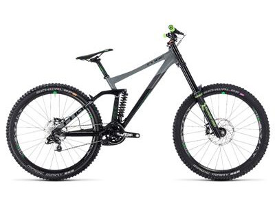 Cube Two 15 Race 27.5 black´n´green