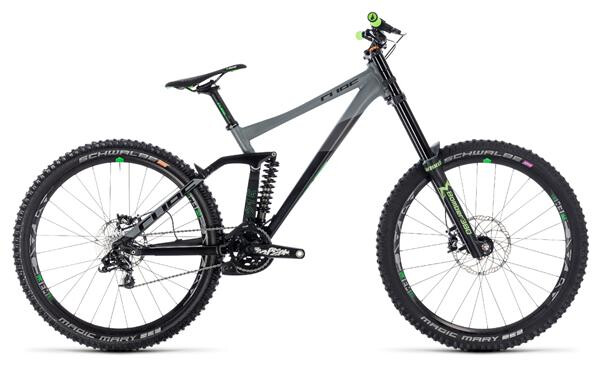 CUBE - Two 15 Race 27.5 black´n´green
