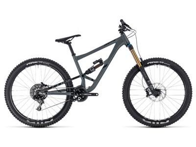 Cube Hanzz 190 TM 27.5 grey´n´black